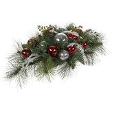 Pine & Ornament Topper