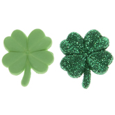 Four-Leaf Clover Embellishments