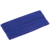 Royal Blue Extra Wide Double Fold Bias Tape