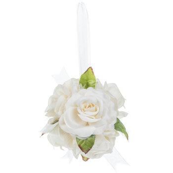 Ivory Rose Ball Hobby Lobby 3411