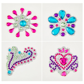 Gems & Glitter Temporary Tattoos