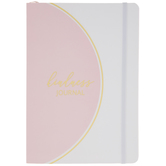Pink & White Kindness Journal