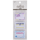 Crochet Sew-In Labels