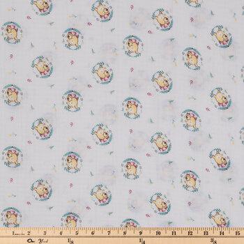 Pooh Bear Gauze Fabric