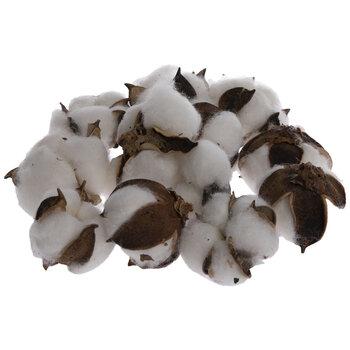 White Cotton Bud Filler