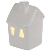 White Light Up House