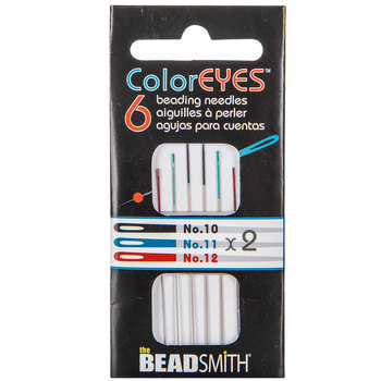 Color Eye Beading Needles