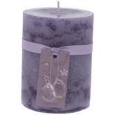 Lavender Pillar