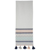Embroidered PatternTable Runner