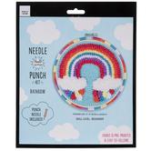Rainbow Needle Punch Kit