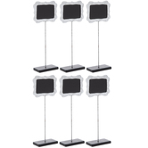 Metal Chalkboard Stands