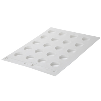 Discs Candy Mold
