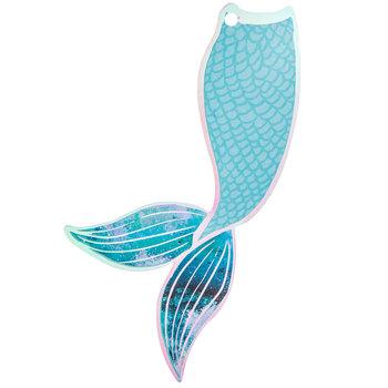Mermaid Tail Tags