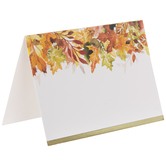 Fall Leaves Place Cards