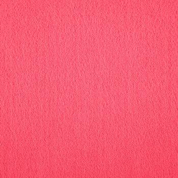 Candy Pink Felt Fabric
