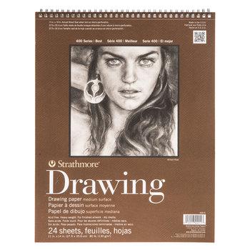 Strathmore 400 Series Spiral Drawing Pad