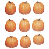 Fall Pumpkin Stickers