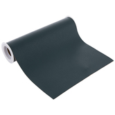 """Teal Faux Leather Wide Ribbon - 8"""""""