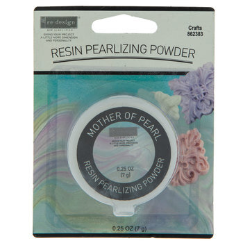 Resin Pearlizing Powder