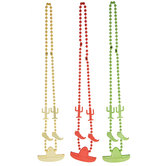 Fiesta Beaded Necklaces