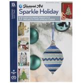 Diamond Art Sparkle Holiday