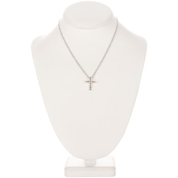 Cross Charms & Necklace