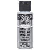 Silver Anniversary Metallic Acrylic Paint