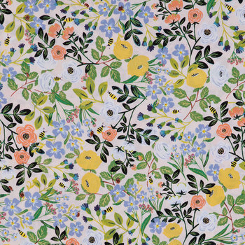 Botanical Garden Apparel Fabric