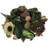 Green Dried Botanical Filler