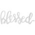White Blessed Decor