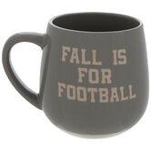 Fall Is For Football Mug