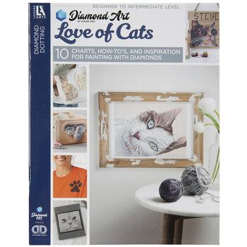 Diamond Art Love Of Cats