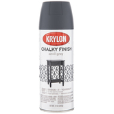 Anvil Gray Krylon Chalky Finish Spray Paint