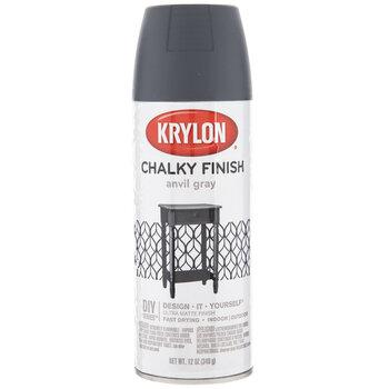 Krylon Chalky Finish Spray Paint