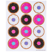 Donut Envelope Seals