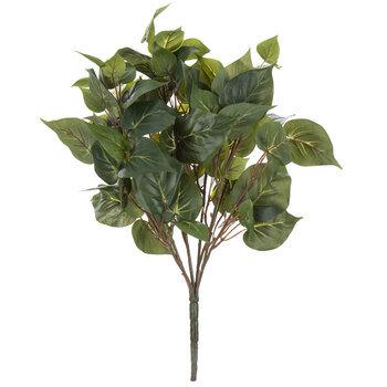 Green Philodrendon Leaf Bush
