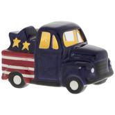 Stars & Stripes LED Truck