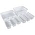 White Storage Container Set