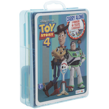 Toy Story 4 Carry Along Coloring Kit