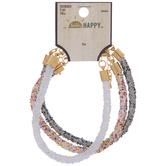Glitter Cord Bracelets
