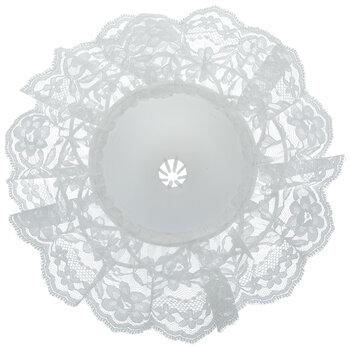 Lace Bouquet Collar