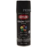 Black Krylon ColorMaxx Spray Primer