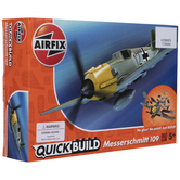 Messerschmitt 109 Quick Build Model Plane Kit