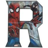 Spider-Man Lenticular Letter Wall Decor - R