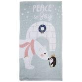 Peace & Joy Polar Kiss Kitchen Towel