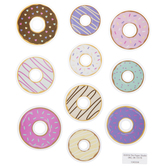 Donut Stickers