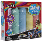 Multi-Color Giant Chalk Sticks