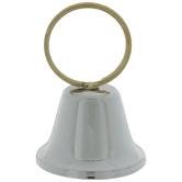 Metal Bell Card Holder