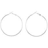Hoop Earrings - 50mm