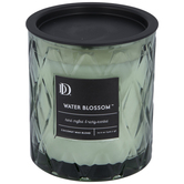 Water Blossom Jar Candle